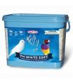 Raggio di Sole - TH White Soft - Pâtée Grasse Blanche non Colorante Canaris / Exotiques - 4 kg