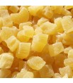 Tidymix - Dés d'Ananas - Qualité Consommation Humaine - 500 gr