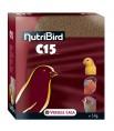 NutriBird C15 - 5 kg - Extrudés pour Canaris, Oiseaux Exotiques et Indigènes
