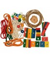 Zoo-Max - Kit de Pièces de Jouets Do it Yourself - Medium